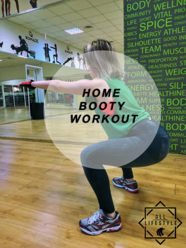 Home booty workout